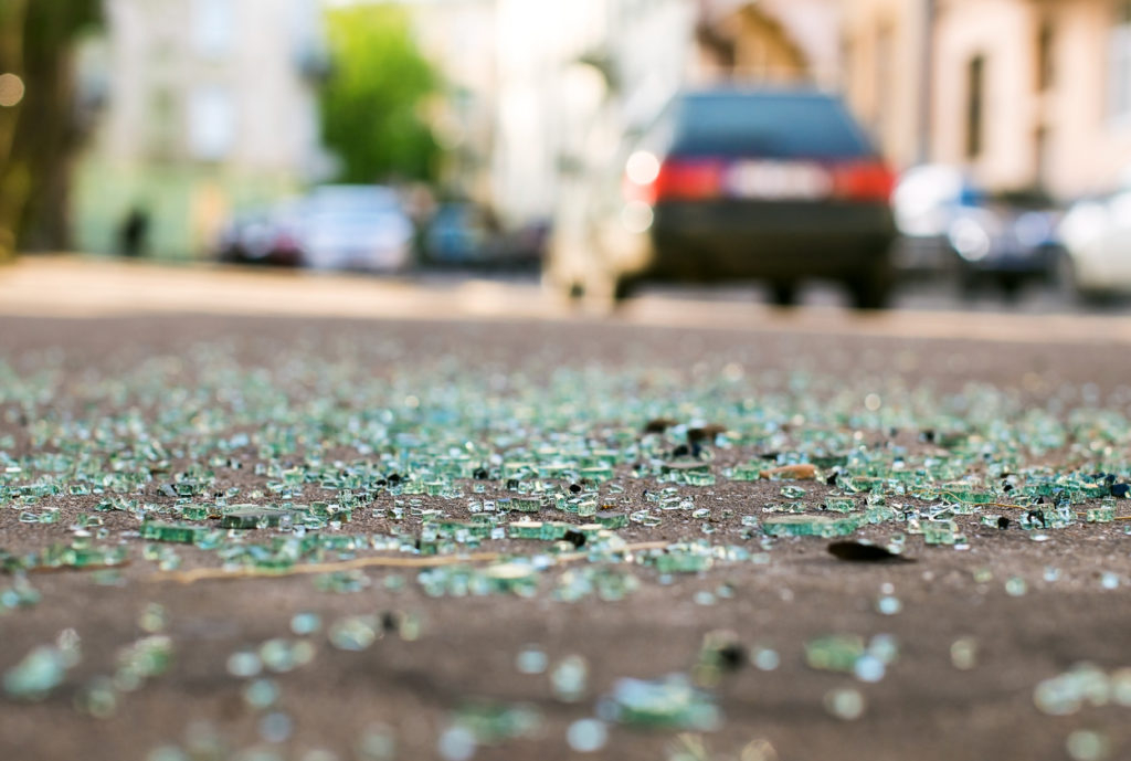 MHP Reports Five People Killed in Car Crashes on MS Highways Over